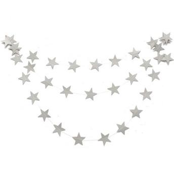 Girlang - Silverstjärnor -
