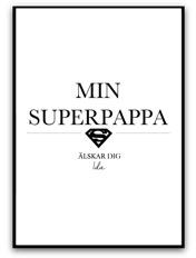 Min superpappa