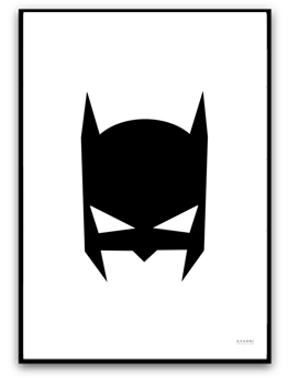 Batman - A4 matt fotopapper