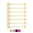 Wall stickers - Pilar - Guld