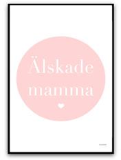 Älskade mamma