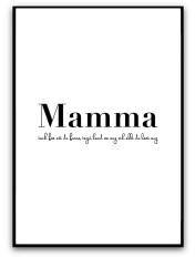 Poster - Mamma