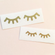 Wall stickers - Sleepy eyes till dockhus