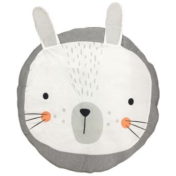 Matta - Grå kanin -