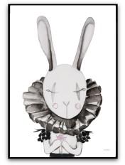 Poster - Bella bunny