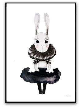 Poster - Esmeralda bunny