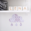 Wall stickers - Blommigt moln
