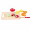 Frukt & grönsaksbricka barn