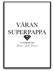 Våran superpappa