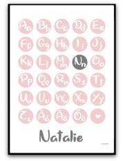 Namnbild - Alfabetet