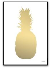 Ananas - Guld