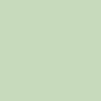 Stor träskylt - Namn & födelsetavla - Ljusgrön 19 x 27,5cm