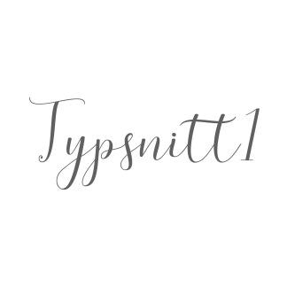 Träskylt - Svan, egen text - vit typsnitt 1