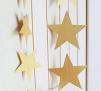 Girlang - Guldstjärnor