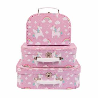 Väskor - Enhörningar - 3-pack