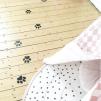 Wall stickers - Tassar - Svart