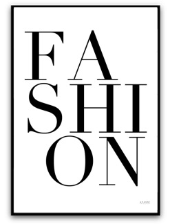 Fashion - A4 matt fotopapper