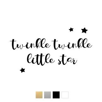 Wallstickers - Twinkle..