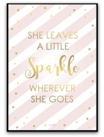Poster - Sparkle