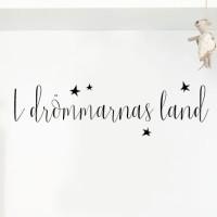 Wall stickers - I drömmarnas land