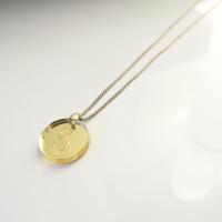 Guldhänge - Bokstav