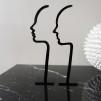 Siluett - Profil - Profil - Man 27cm