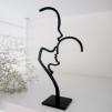 Mini siluett - Kvinna & barn - 27cm