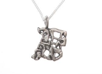 Urne smycke i silver
