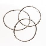 Stilsäkra silverarmband