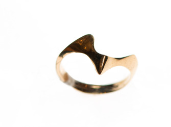Guldring/ Ring in gold