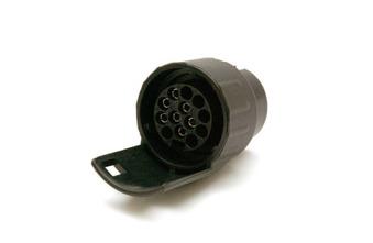 Adapter 13-pol / 7-pol bil - Adapter 13-pol / 7-pol bil