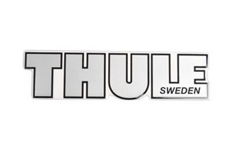 Dekal Thule silver (tjock) - Dekal Thule silver (tjock)