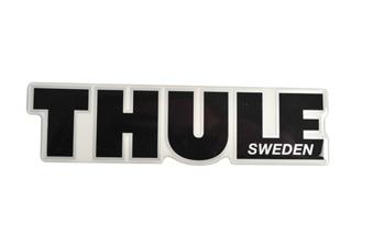 Dekal Thule svart (tjock) - Dekal Thule svart (tjock)