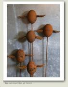 Flygande ägg