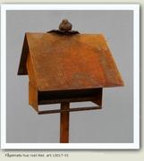 Fågelhus