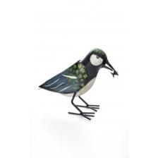 Plåtfågel grön