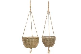 Ampel bambu - Ampel bambu stor