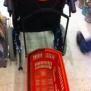 Flexibelt fästband för rullstolar