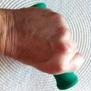 Handbandsrullen vid träning