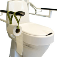 Toapappershållare/Toilet holder
