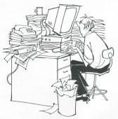 Skrivbord /Fimbul