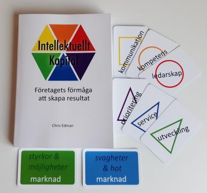 edman7000 Intellektuellt kapital - bok&kortlek