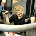 Testning av gymmet