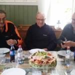 Värnamo Kommun bjöd på smörgåstårta