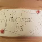 Jubilet firades med tårta