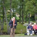 Jan Sandberg Gnosjö Kommun säger bla. en rondell som sätter Hillerstorp på kartan.