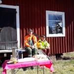 Väntan på smörgåstårta Kävsjö