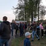 500 kom för att fira in våren