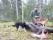Vitmossens Bamse och en 19 taggare skjuten av Niklas Holmedahl på stånd