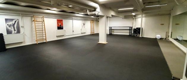 Vår nya fina lokal på Swedenborgsgatan 7, vid Mariatorget
